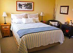 Wild Pacific Bed & Breakfast, Ucluelet B&B