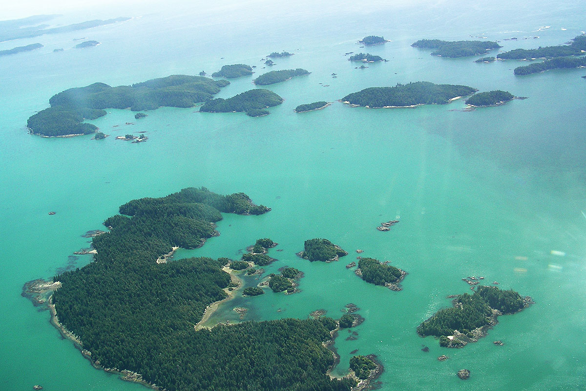 how to fly to tofino from vancouver