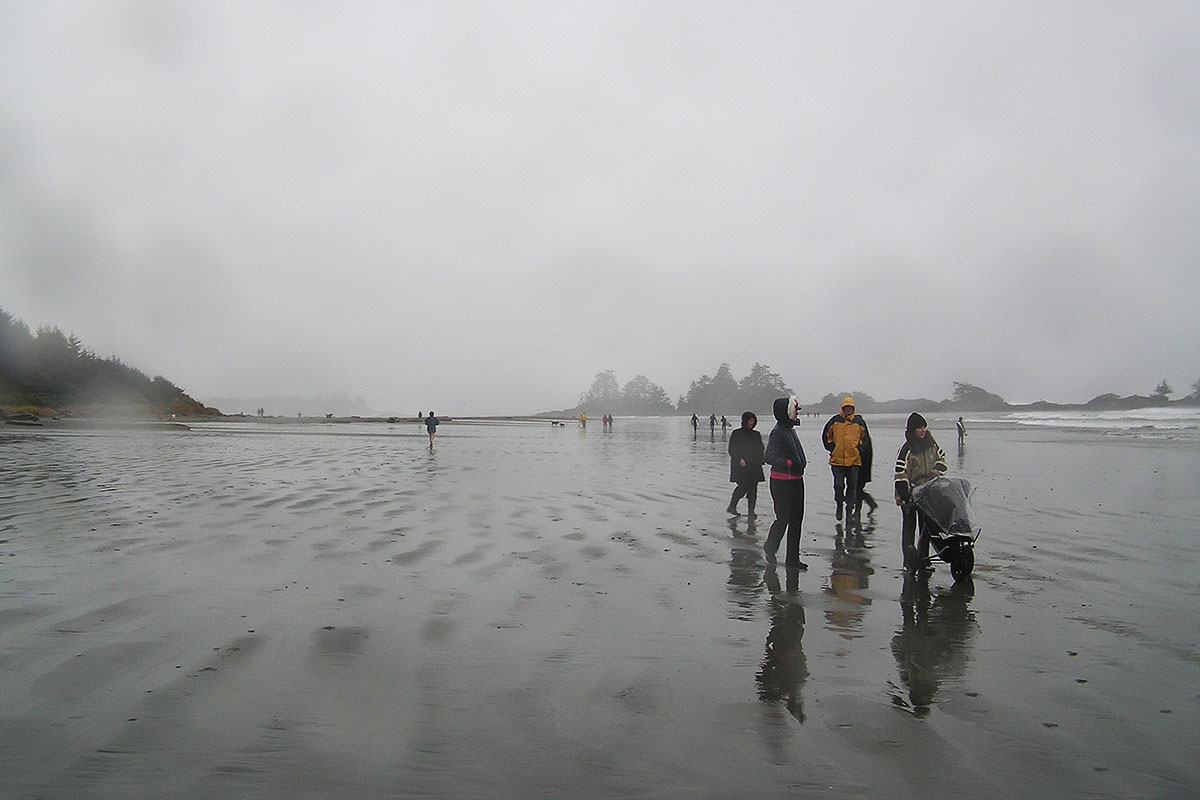 Winter Storm Watching Vancouver Island