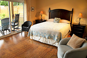 Ocean Mist Guesthouse Blue Heron Suite