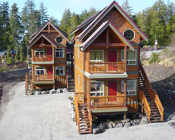 Cabins West ucluelet BC Vacation Rental