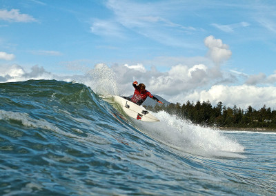 Tofino Surfing Pros
