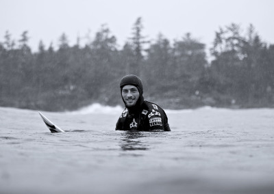 Who is This man? Tofino Winter Surfing, Tofino Winter Storms