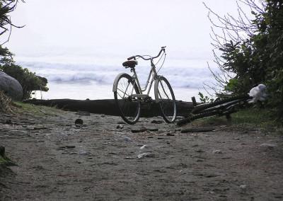 Bike to The Beach, Tofino Winter Storms