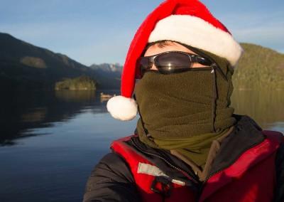 Santa, Tofino Winter Wildlife