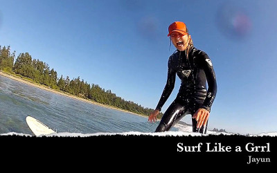 Think You Can't Surf? Watch This!