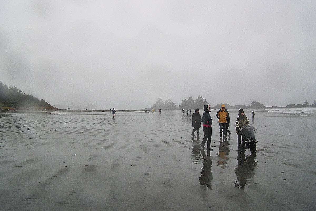 Tofino Winter Beaches, Tofino Storm Watching