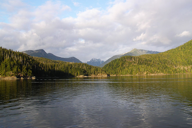 Hot Springs Trip by Boat or Air. Tofino, BC