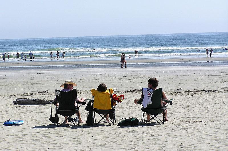 Long Beach, Pacific Rim National Park, Tofino, BC