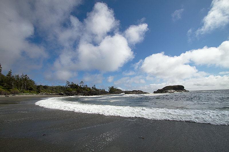 South Beach, Pacific Rim National Park, Tofino, BC