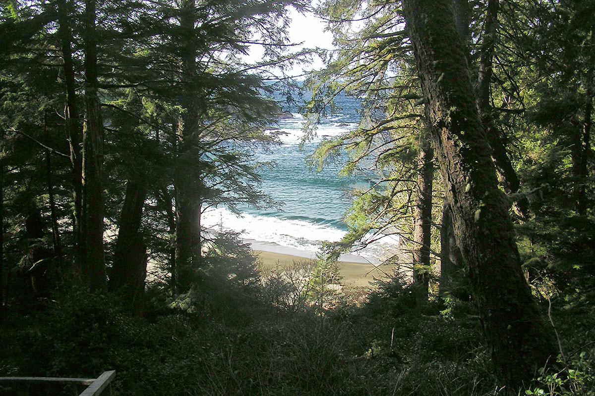 Halfmoon Bay Beach, Tofino, BC Beaches and Trails