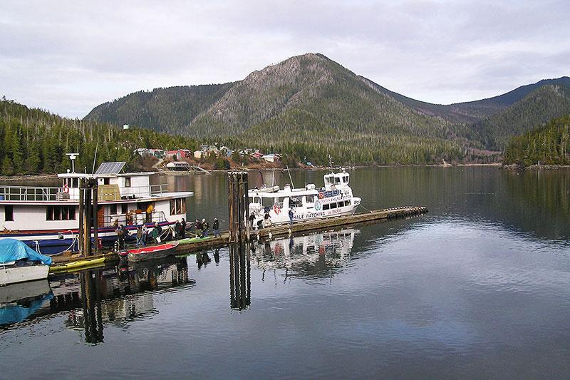 About Tofino Hot Springs, Maquinna Marine Park, Tofino, BC