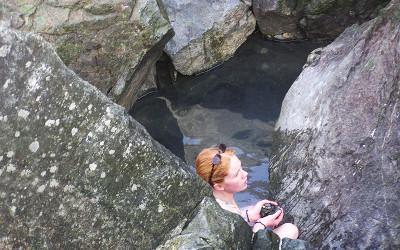 Tofino Hot Springs Pools